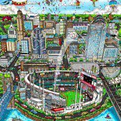 2015 MLB All-Star Game in Cincinnati, Ohio